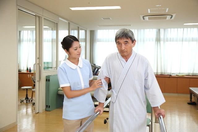 看護師の老人保健施設での仕事